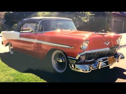 $85,000 classic Chevy stolen from Surrey man's garage