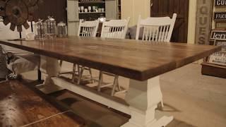 Custom Wood Furniture - Simply Cottage