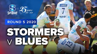Super Rugby 2020 | Stormers v Blues - Rd 5 Highlights