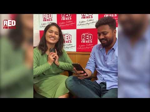 Saniya Iyappan | Q & A | Red Carpet | RJ Mike | Red FM Malayalam