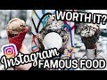 Is Famous Instagram Food Worth It? | NYC