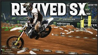 This is the NEW SUPERCROSS! - Monster Energy Supercross The Game - Revived SX