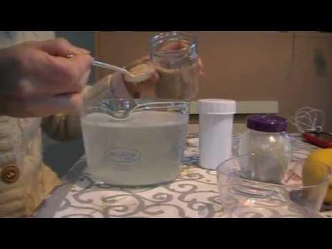 como preparar suero casero para bebes