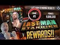 I FINISHED IN THE TOP 3!! TRIPLE H LAST MAN STANDING REWARDS!! | WWE SuperCard