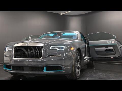 2021 Rolls-Royce Wraith Kryptos Collection 1 of 50 - Walkaround 4k