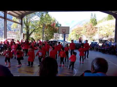 "Bunun's dance ""xinwu""  in Litao"
