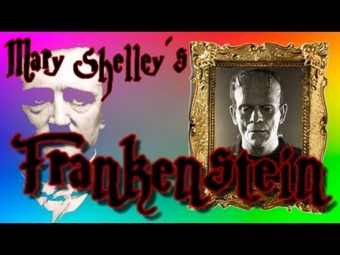 Frankenstein (2v26) - Briefe von Robert Walton an seine Schwester