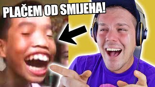 TRY NOT TO LAUGH!!! *RASPLAKAO SE*