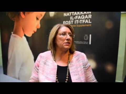 Marie Louise Coleiro Preca speaks of her forthcoming presidency