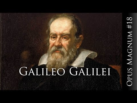 Galileo Galilei - OPUS MAGNUM #18