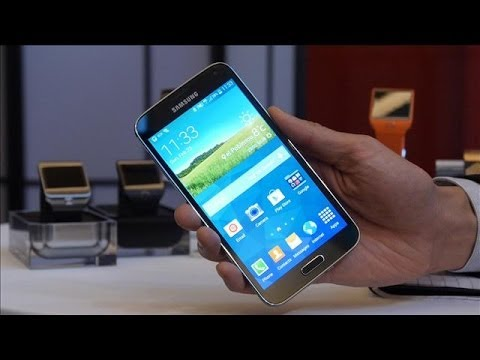 Samsung Galaxy S5: Can It Stand Out? | Mobile World Congress 2014