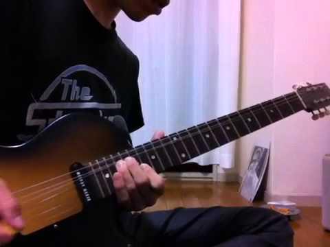 Pixies - Trompe Le Monde guitar cover