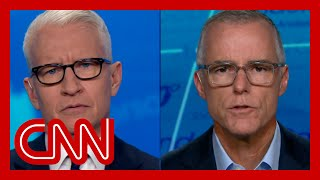 My family should never have had to go through this: Andrew McCabe on getting fired from FBI