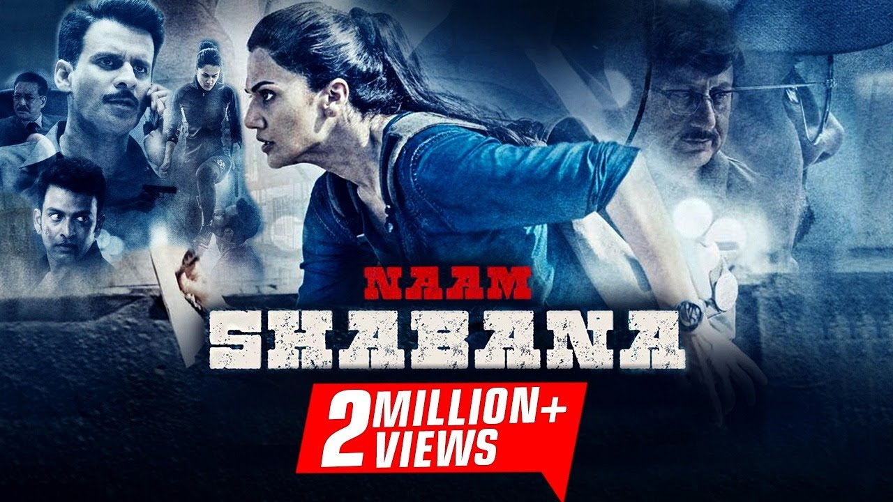 Naam Shabana Hindi Full Movie Hd