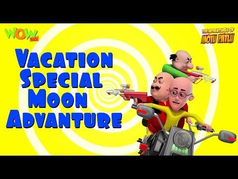 Motu Patlu Vacation Special - Moon Adventure-As seen on Nickelodeon thumbnail