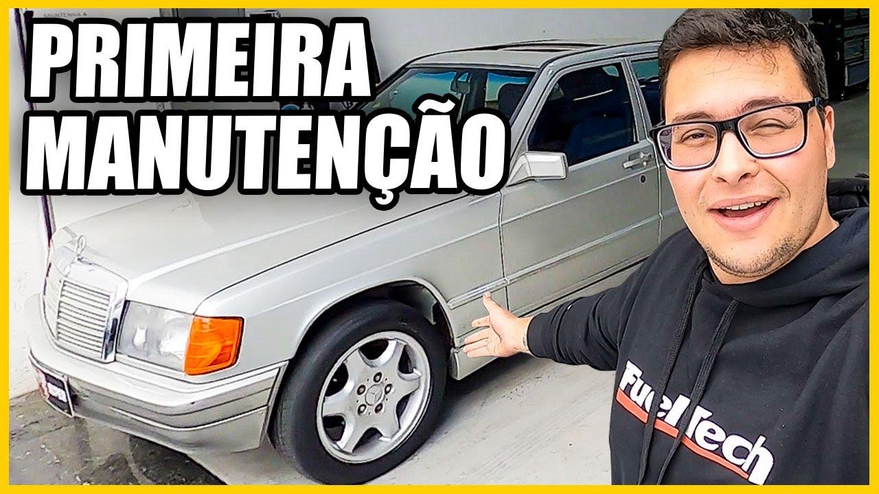 Mercedes(GM)-benz 190 E - Ajustes e Adaptações no Omega (Lasanharia)