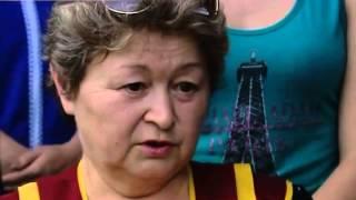 ТК Донбасс - Работники санатория «Святые горы» остались без зарплаты