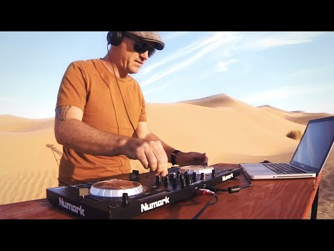 Dipolair live at Camp Mars - Sahara Desert (Douz, Tunisia) for Cafe De Anatolia