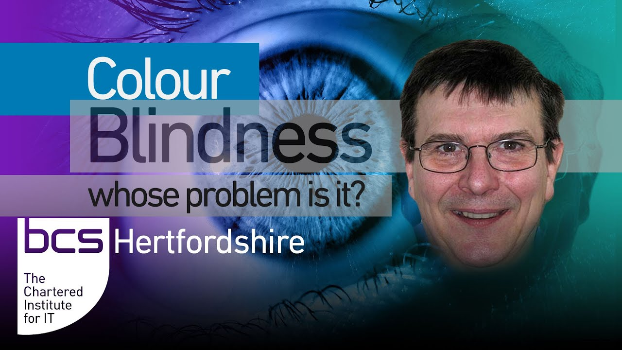 Colour Vision Deficiency: is it a problem and if so whose problem is it? Graphic