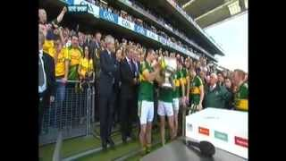 Kerry v Donegal All Ireland final 2014