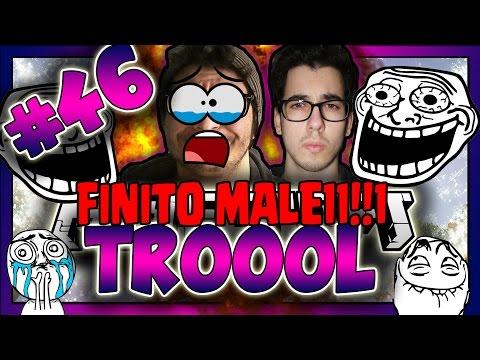 TROLL A METANO FINITO MALE!!11! - MINECRAFT TROOOL EP.46 - (TROLL) [EPICO-ANOMALO]