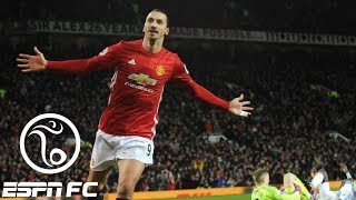 Zlatan Ibrahimovic moving to LA Galaxy from Manchester United | ESPN FC