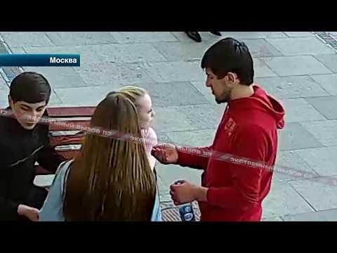 Улица-притон в центре Москвы!