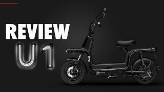 Scooter Elétrica Bee U1 (Review)