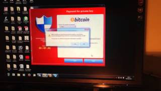 Paying for Crypto Locker Ransomware $300 part 1