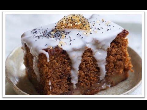 Syrup Ginger Cake