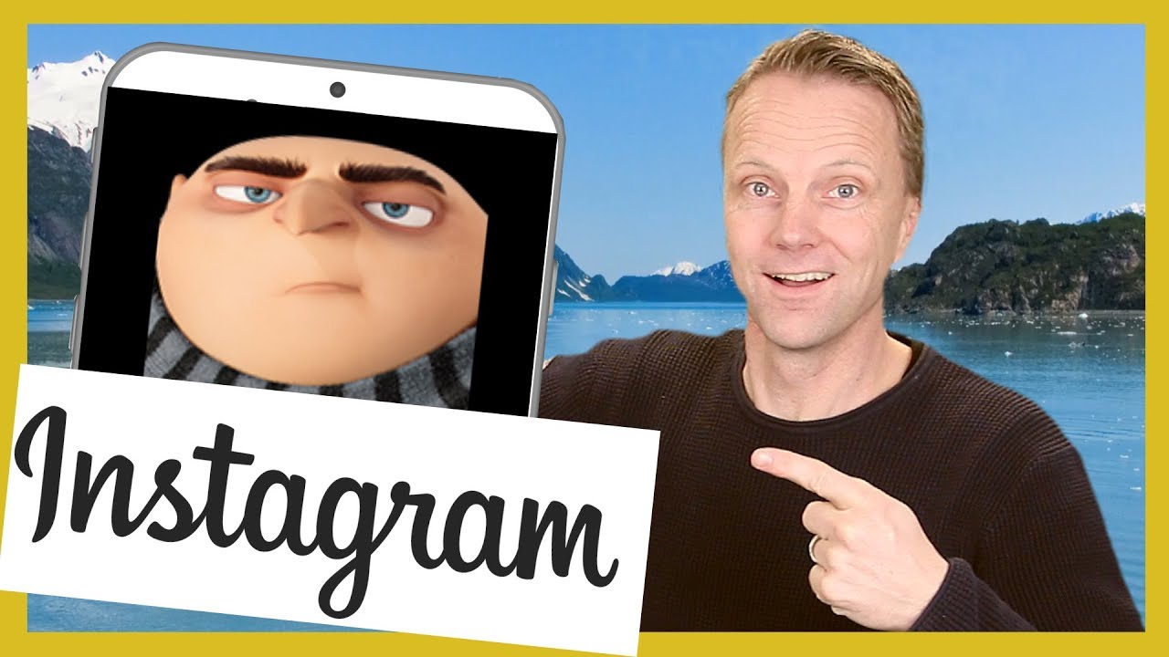 How to change profile picture on instagram 2019