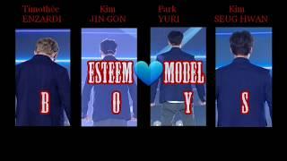 ESteem Models CAM T.Y.K.K Produce_X101 2019 _Jima