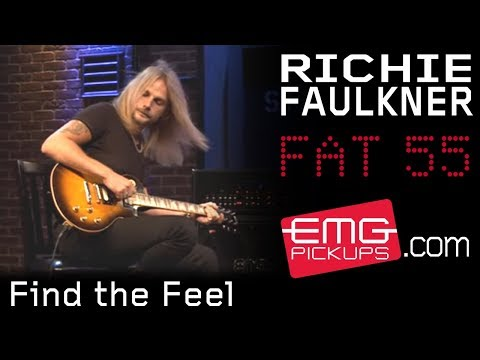 "Richie Faulkner Plays ""Find The Feel"" Live On EMGtv"