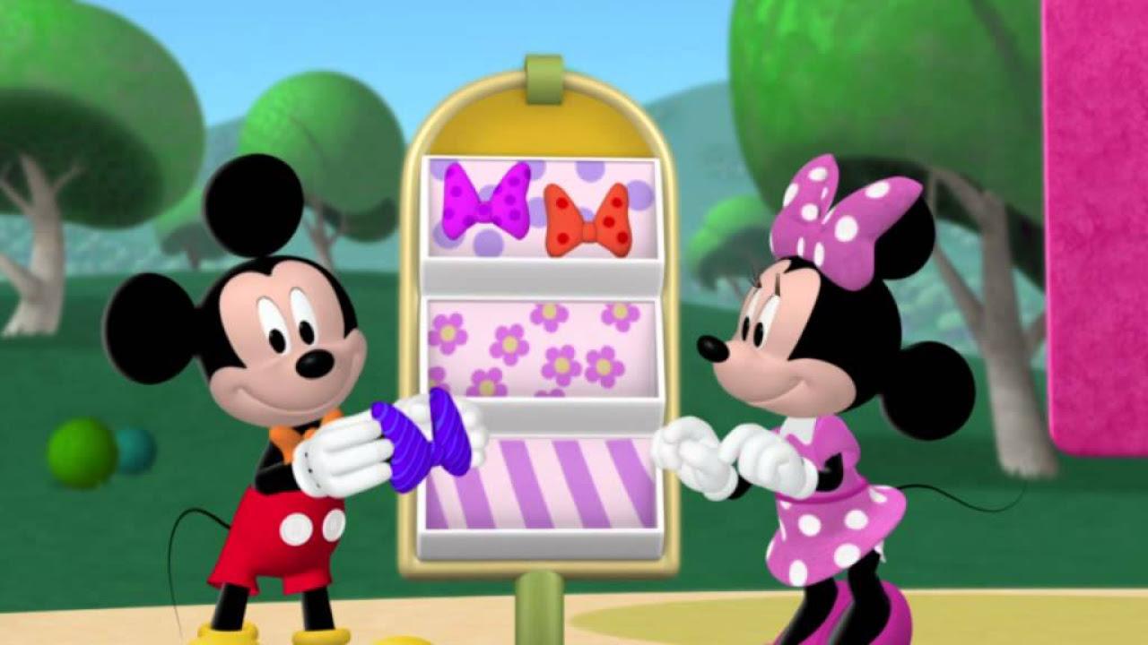 Mickey Fare'nin Klüp Evi - Yanar Dönerli Kurdele
