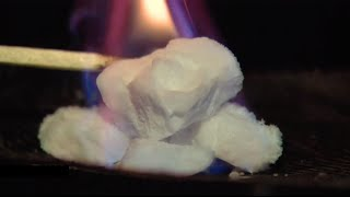 Methane Hydrate: Fire, Ice, & a Huge Quantity of Potential Energy
