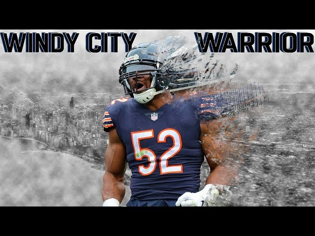 Khalil Mack's Monster of the Midway Mixtape