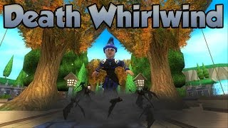 Wizard101: NEW Death Whirlwind Mount