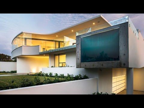 Luxurious Contemporary City Beach House - Perth, Australia