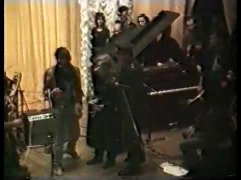 Автоматические Удовлетворители Концерт в ДК Аэрации,100 летие Махно28 10 1989