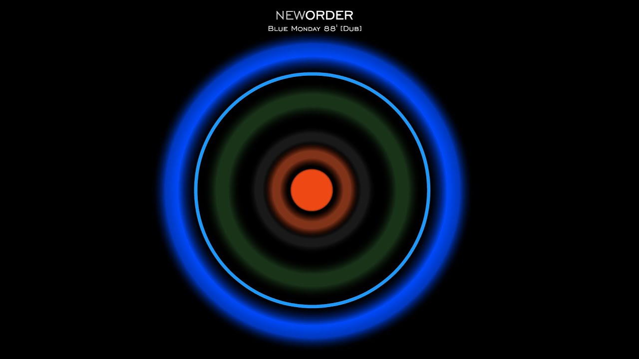 Make Your Own Hd Wallpaper New Order Blue Monday 88 Dub Youtube