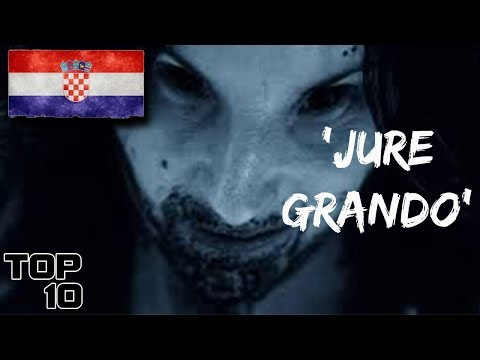 Top 10 Scary Croatian Urban Legends