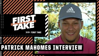 Patrick Mahomes Interview: Why he isn't ready for a MJ-LeBron comparison with Tom Brady
