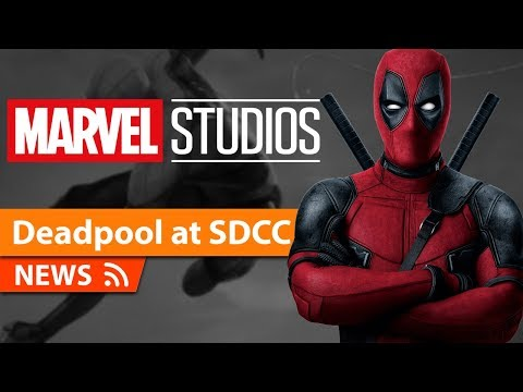 Deadpool 3 announcement at SDCC as MCU Film Expectations & Rumors