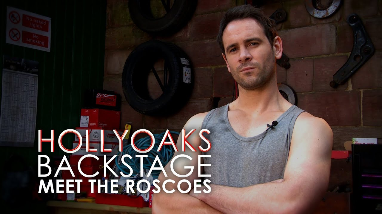 meet the roscoes hollyoaks characters
