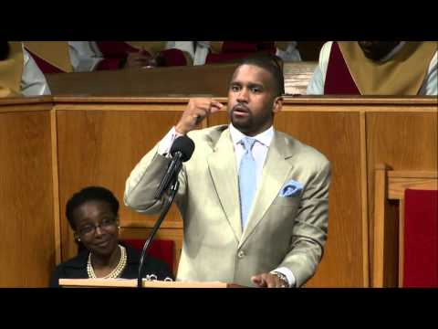 """May 20, 2012 """"What To Do When It's Over"""" Pastor Howard-John Wesley"""