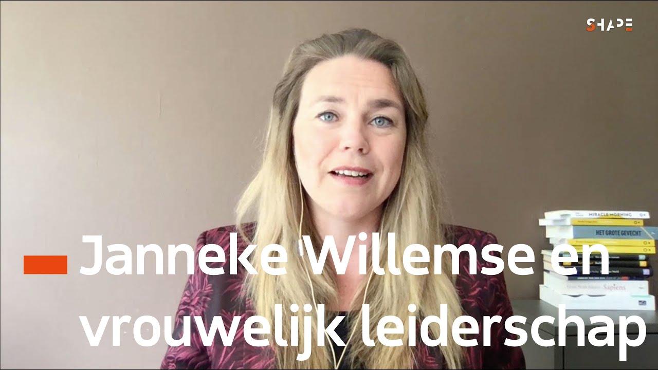 'Vrouwelijk leiderschap en de Corona Crisis' | Janneke Willemse | De Corona KeukenCast
