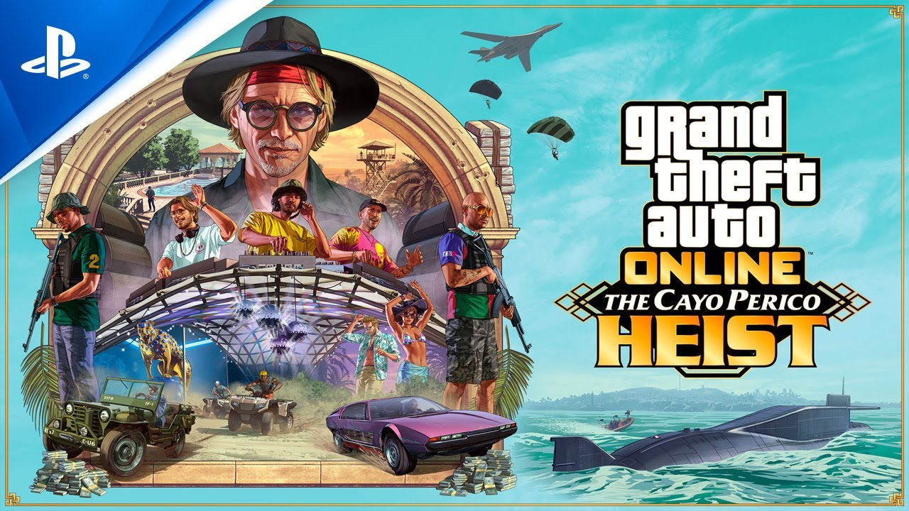 GTA Online - Golpe a Cayo Perico