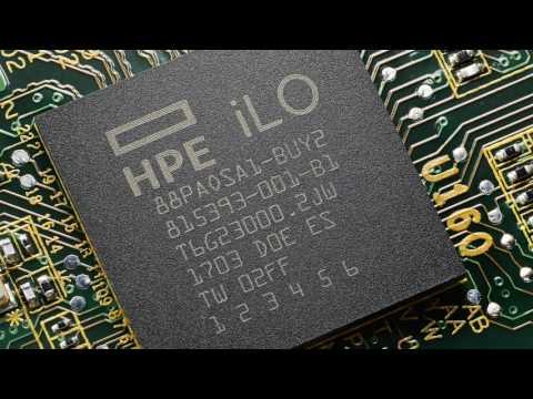 New iLO 5 for ProLiant Gen10 demo - YouTube