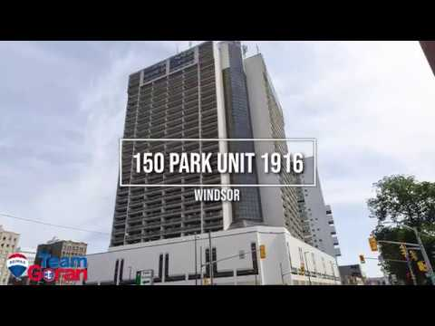SOLD! Windsor Real Estate For Sale - 150 Park Unit 1916
