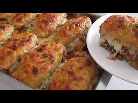 Very Delicious Recipes for Meatballs / Potatoes / Addictive Dinner | Alif Kitchen